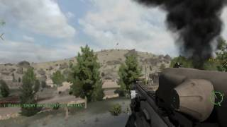 ArmA 2: Operation Arrowhead is seriously EPIC [Part 1]