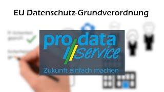 EU Datenschutzgrundverordnung 2018 - was sich für Unternehmen ändert