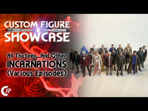 Custom Figure Showcase : All Thirteen...And Other Incarnations