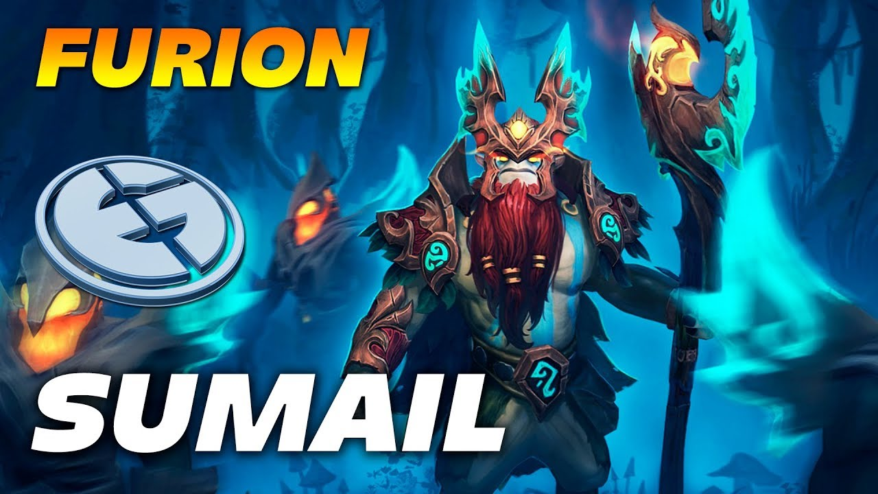 SumaiL Nature's Prophet Furion – Dota 2 Pro Gameplay