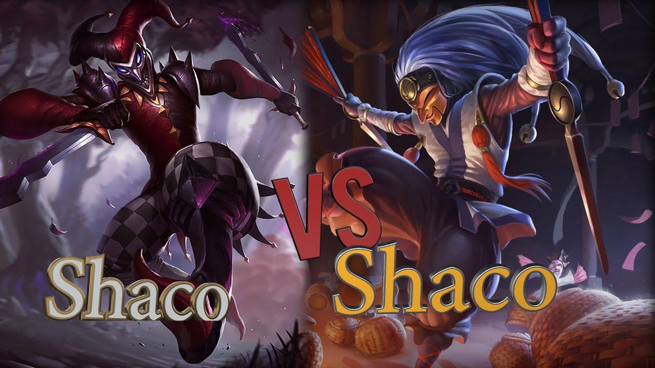 Shaco Build S7: Гибрид Шако /Shako Hybrid Ap/ad League Of Legends