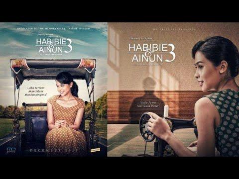 Review Film Habibie Ainun 3 Nonton Film B.J. Habibie - YouTube