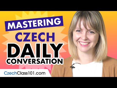 Mastering Daily Czech Conversations - Speaking like a Native