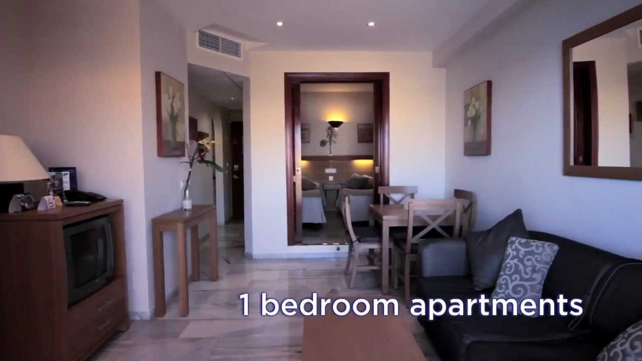 The Facilities At Sunset Beach Club Hotel In Benalmadena Spain Mp4 You