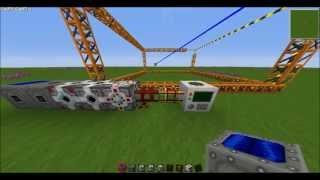 Quick Tekkit Lite Tutorial - Powering a quarry with EU
