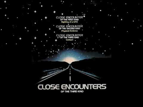 Close Encounters of the Third Kind Soundtrack-26A The Visitors/Bye/End Titles