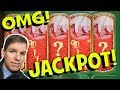 OMG, OMG!! ★ AMAZING JACKPOT!!! ★ MY FIRST 'RUBY SLIPPERS' JACKPOT!! ★ BrentSlots