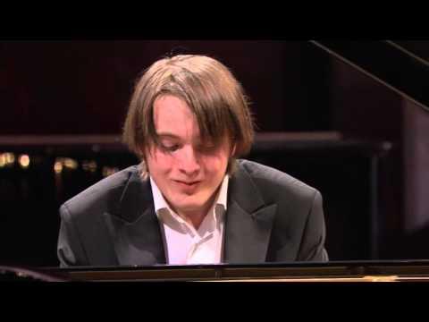 Daniil Trifonov – Andante spianato and Grande Polonaise Brillante, Op. 22 (second stage, 2010)