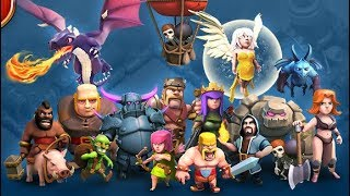 🔴TH8 GIVEAWAY+ALL TROOPS GIVEAWAY🔴