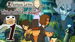 Let's Play Professor Layton und das Vermächtnis von Aslant [Blind / German / HD / 100%]