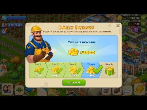 Township Level 65 Update 31 HD 1080p