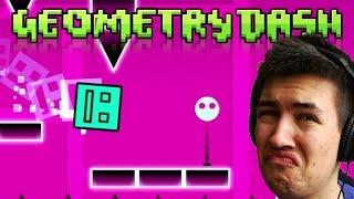 Geometry Dash #3 - I SUCK AT THIS GAME! - Geometry Dash 2.0 Gameplay