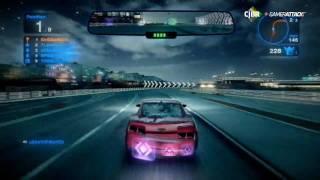 [CJBR] Blur - Xbox 360 (Video Comentado Português-BR)