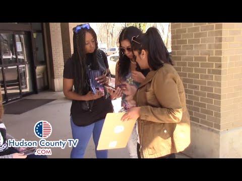 Hudson County Residents React to Clinton Endorsement