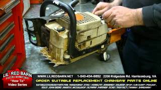 How To Do a Stihl Chainsaw Tune-Up