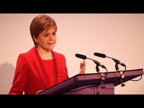 Nicola Sturgeon | EITF Keynote 2017