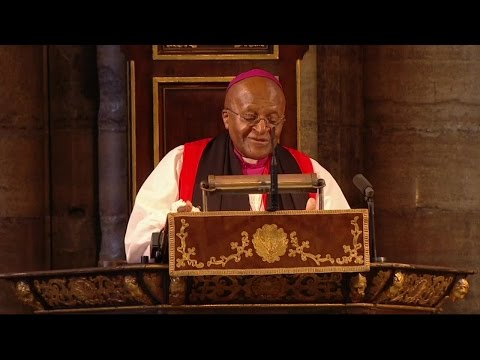 Mandela Remembered from Westminster Abbey