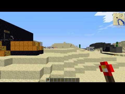 Velerious' Tekkit - Housing your combustion engine