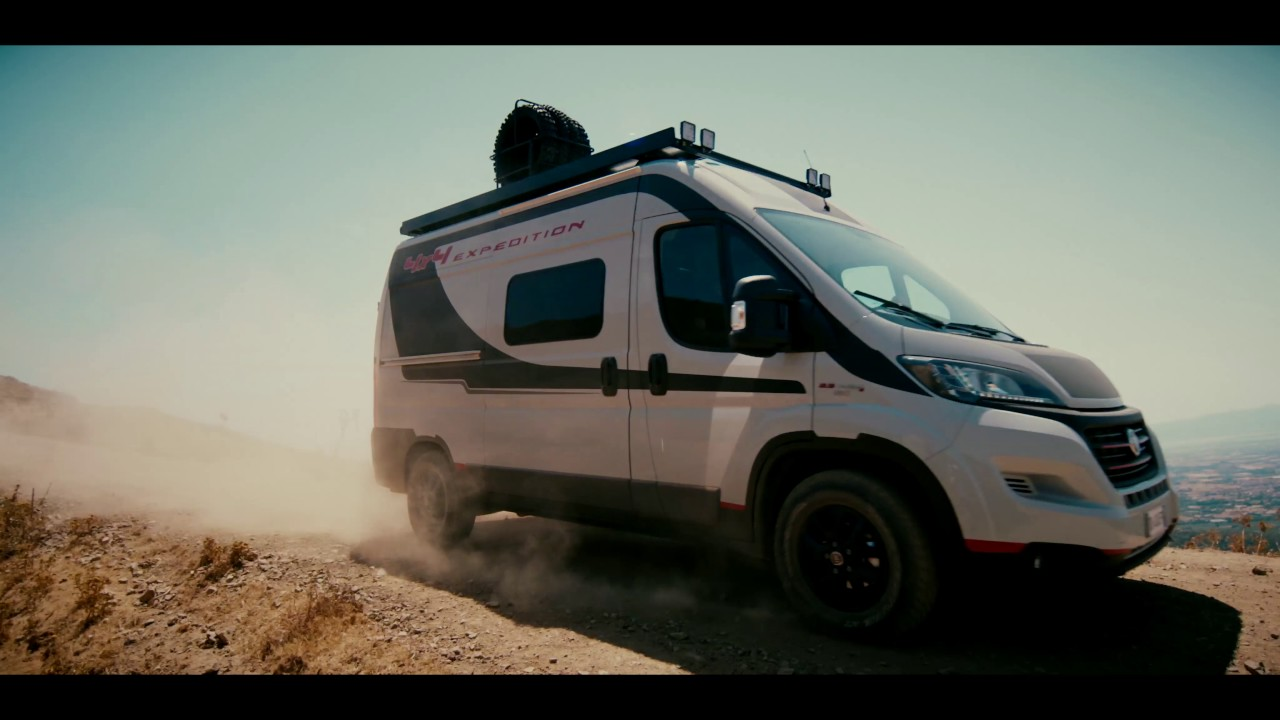ducato 4x4 expedition 2017 fiat ducato camper youtube. Black Bedroom Furniture Sets. Home Design Ideas