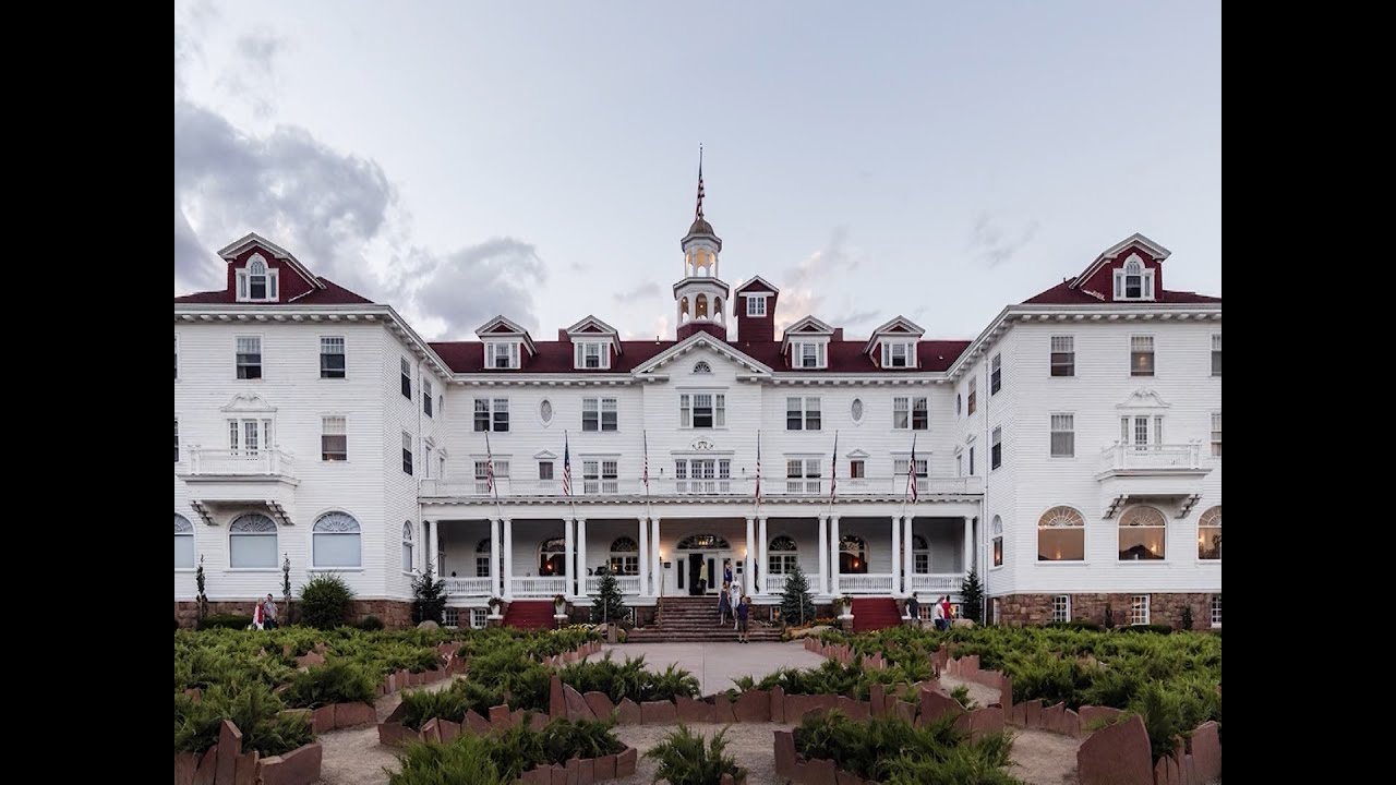 Colorado Experience: The Stanley Hotel - YouTube