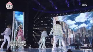 Live HD   130501 INFINITE - Man In Love @ SBS 2013 K-POP Collection My Stylist