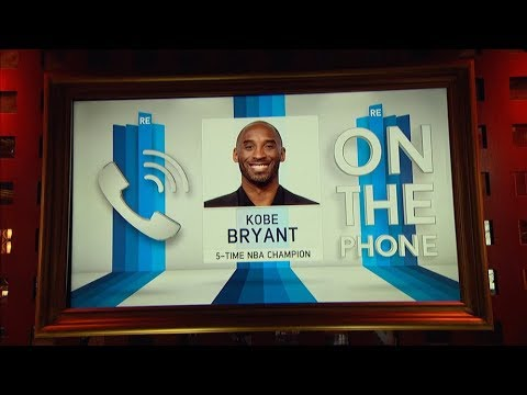 5-Time NBA Champion Kobe Bryant Talks LebRon James, NBA Playoffs & More I Full Interview - 4/16/18