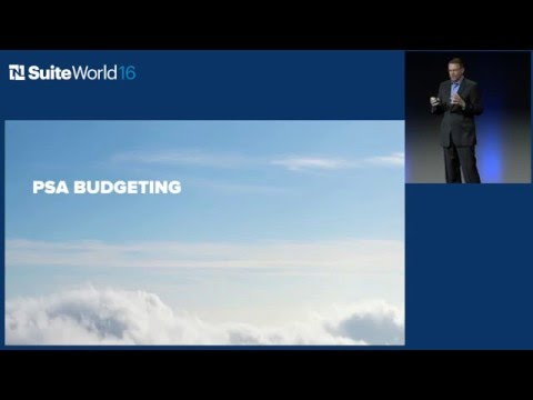 SuiteWorld 2016 Service Based Industries Keynote