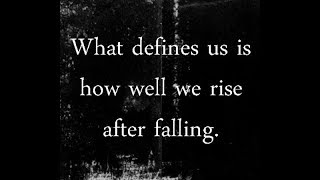 Motivational Video (2018) Inspirational Video Why Do We Fall?