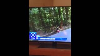 Annemeik van vleuten olympics 2016 Women's bike crash