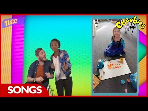 CBeebies | The Send In Song | The Let's Go Club