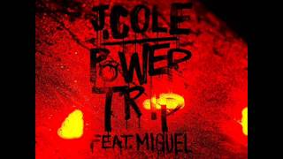 J. Cole Ft. Miguel - Power Trip (Instrumental)
