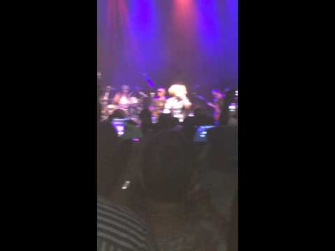 Marcia griffiths & judy mowatt live at O2