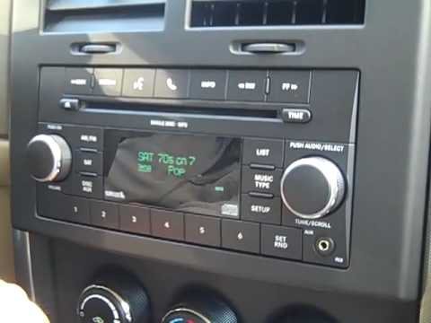 Motor Minute-How To Preset Your Radio