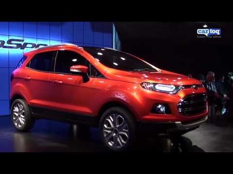 Compact SUVs at Auto Expo 2012 Video Roundup - Hits of Auto Expo
