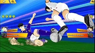 Captain Tsubasa Dream Team: PvP + 🔥Lanzadas épicardas🔥me salen varios SSR🔥