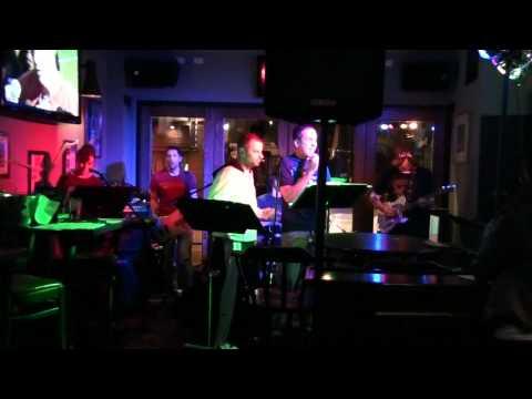 Boki Tatko karaoke u Americi livin on a prayer