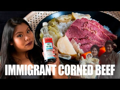 Corned Beef and Cabbage | My Asian-American Immigrant Story