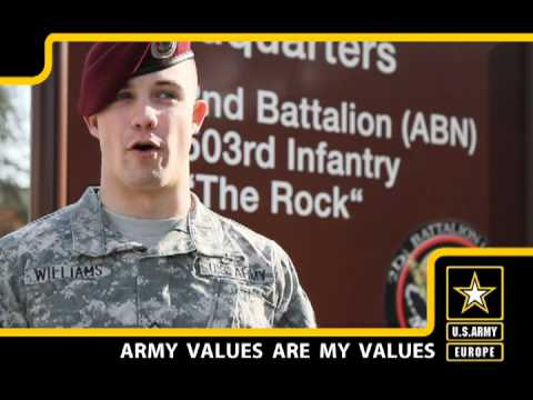 army values ldrship Wbamc guide to guest services learn about all our services at wbamc  from accomodations to guidance for family and friends army values (ldrship).