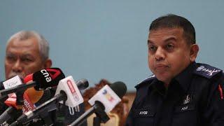 611 individu ditahan di Johor