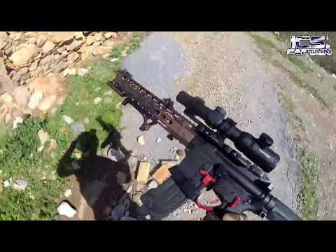 Airsoft Game + Aerial Footage Xiaomi Mi Drone (ICS Captains Greece)