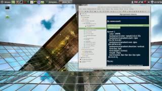 Linux Mint Урок 04 Установка прозрачной панельки и Krusader