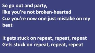 Jessie J feat. David Guetta-Repeat || lyrics