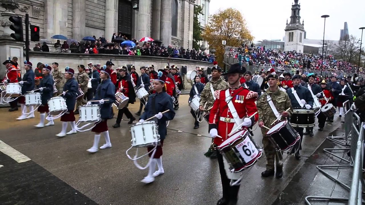 The Lord Mayor's Show 2015 - YouTube