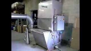 Stone Fabrication, Downdraft Tables, Wet Dust Collector, Metal Working