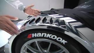 ゲイリー・パフェットの2012年型DTMメルセデス スニーク・プレビュー