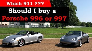 An Owners Perspective On Selecting a Late Model 911 on a Budget