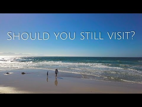 Should you still visit Cape Town during the drought?