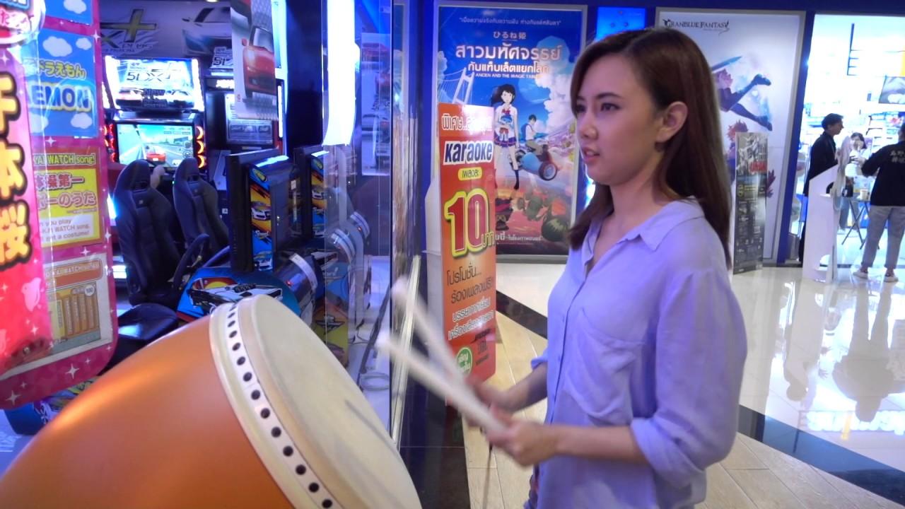-MiA's-VLOG Taiko no Tatsujin | Taiko Game | Arcade ...