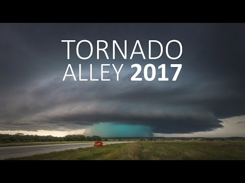 Tornado Alley 2017 - Follow us!