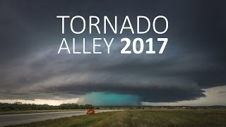 Tornado Alley 2017 - Follow us!